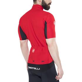 Castelli Gabba 3 Koszulka kolarska z krótkim rękawem Mężczyźni, red